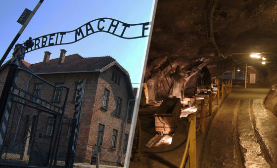 Auschwitz and Salt Mine Guided Tour Photo
