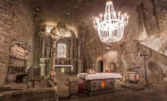 Wieliczka Salt Mine Guided Tour