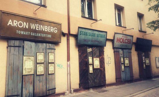 Jewish Disctrict Krakow